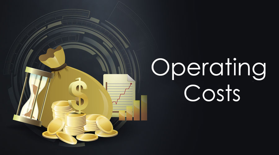 أهمية تكاليف التشغيل وعلاقتها ببرنامج حسابات المؤسسات Operating-costs